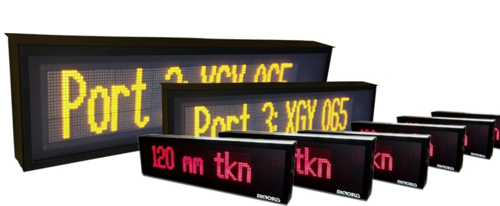 LED displayer for utendørs bruk - LITE Image