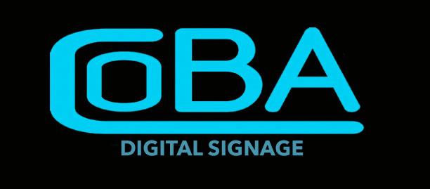 Digital Signage-Infoskjerm software Image